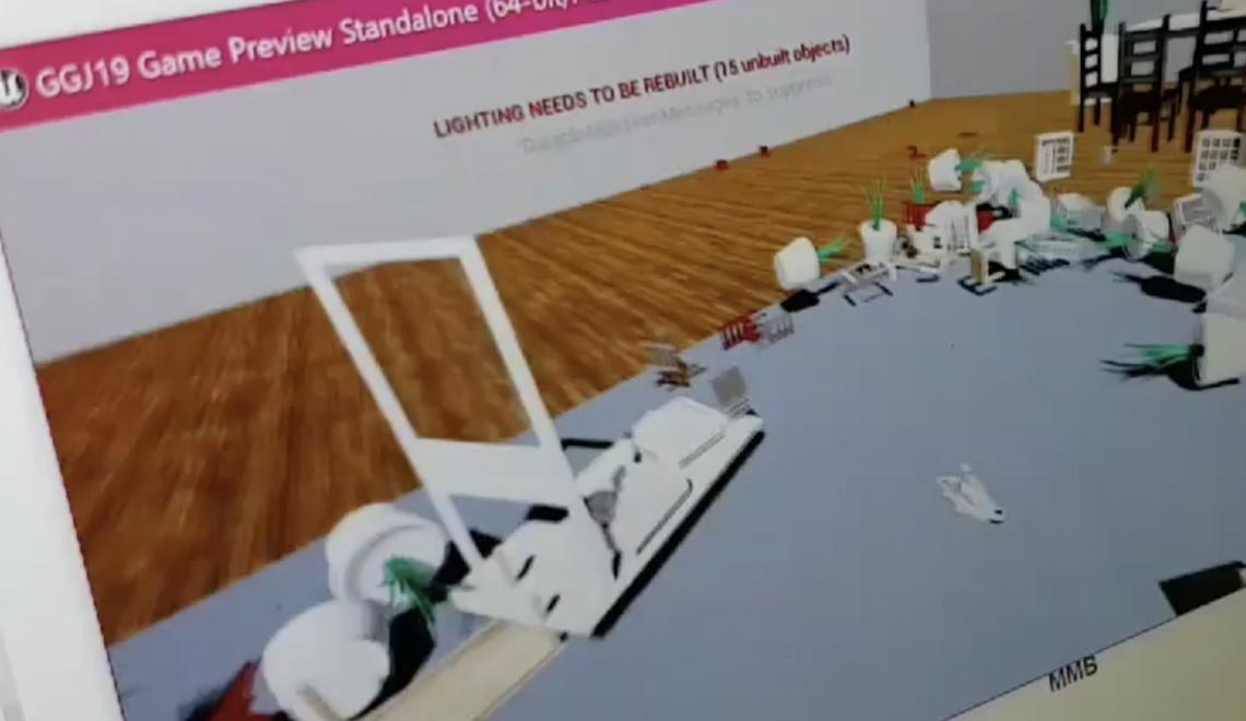 Team Trolley VR